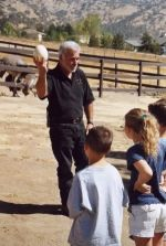 School field trips to ostrich ranch
